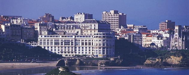 hotel biarritz pas cher 8 adresses partir de 61. Black Bedroom Furniture Sets. Home Design Ideas