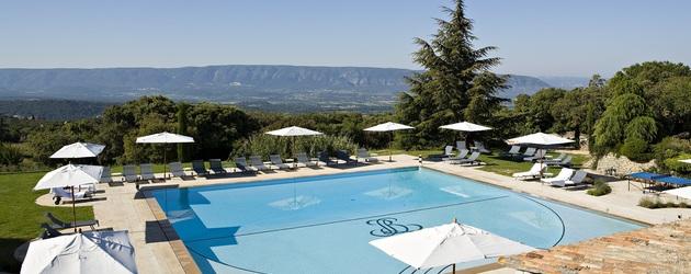 Hotel et Spa de luxe en Provence Coquillade Village Hotel 5