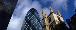 Londres la city medium