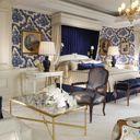 George v blue bedroom original sq128