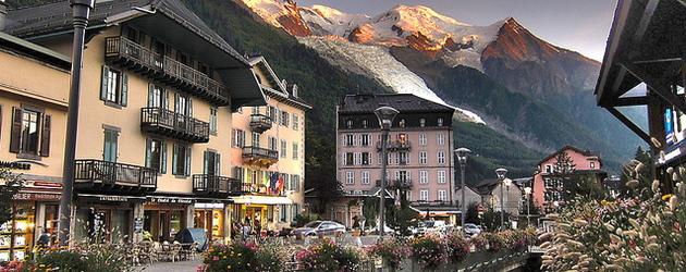 Hotel Centre Ville Chamonix