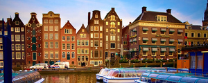 Amsterdam pas cher medium