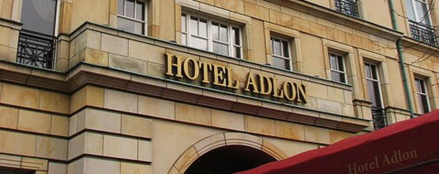 hôtel de luxe berlin