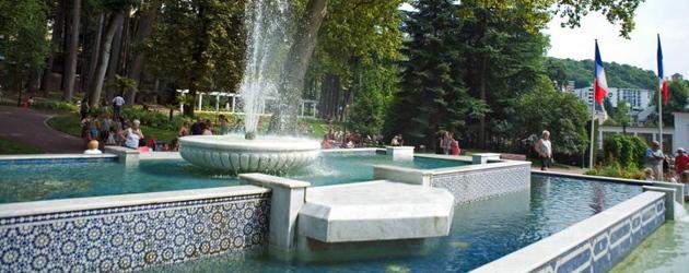 Hotel aix les bains thalasso 9 adresses partir de 67 for Thalasso les bains