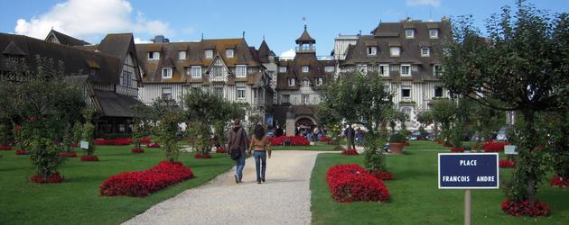 Hotel deauville luxe 7 adresses partir de 125 - Office du tourisme de deauville trouville ...