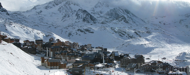 3 vallees val thorens hotel big