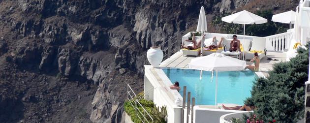 Hotel santorin au calme 6 adresses partir de 45 for Site des hotels pas cher