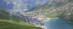 Tignes le lac hotelhotel medium