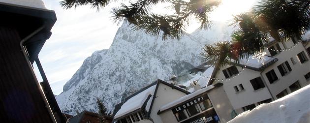 Deux alpes ouverture hotelhotel big