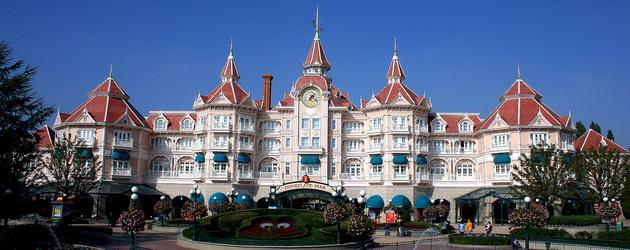 Hotel disneyland paris luxe 5 adresses partir de 72 for Comparateur prix hotel paris