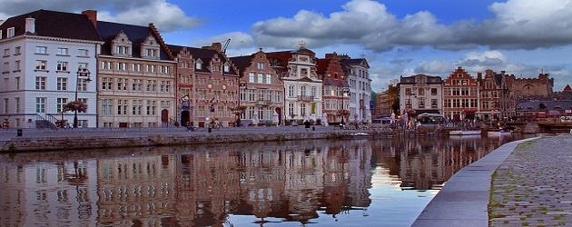 Hotel gand romantique 7 adresses partir de 105 for Hotel romantique belgique