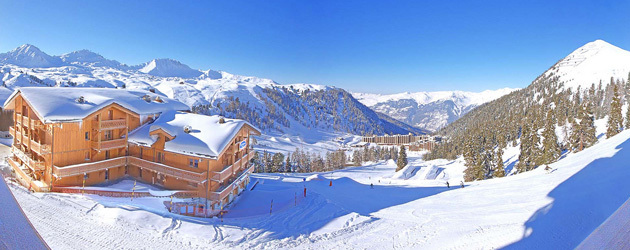 Belle plagne big