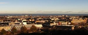 Edimbourg new town medium
