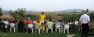 Toscane famille medium