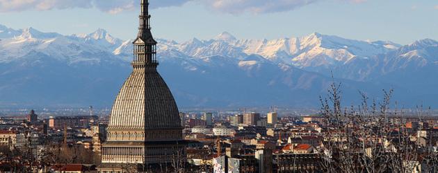 Turin Centre Ville Cite Touristique