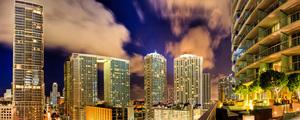 Miami centre medium