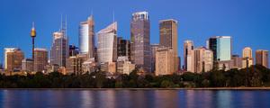 Sydney business medium