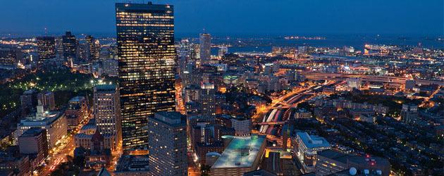 Hotel Centre Ville Boston